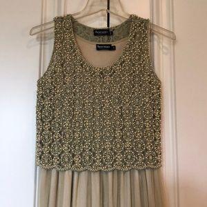 Anthropologie: Boemo beaded Arabella Maxi dress